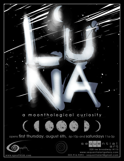 LUNA: A Moonthological Curiosity