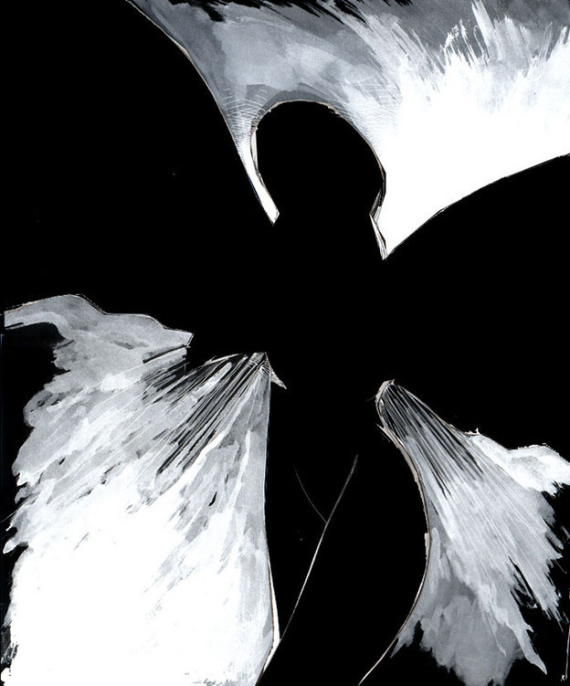Angel, Black