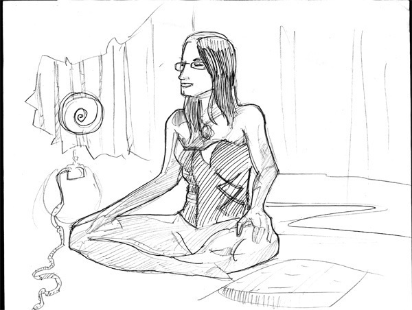 Dr Sketchy's Meditation