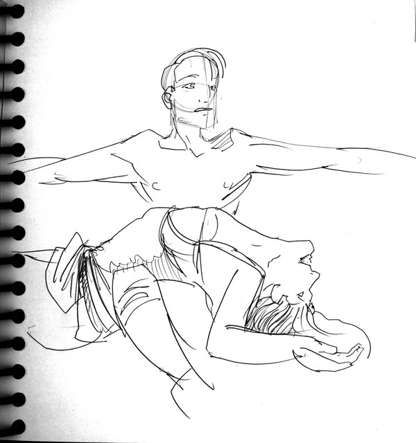 Dr Sketchy's, Together