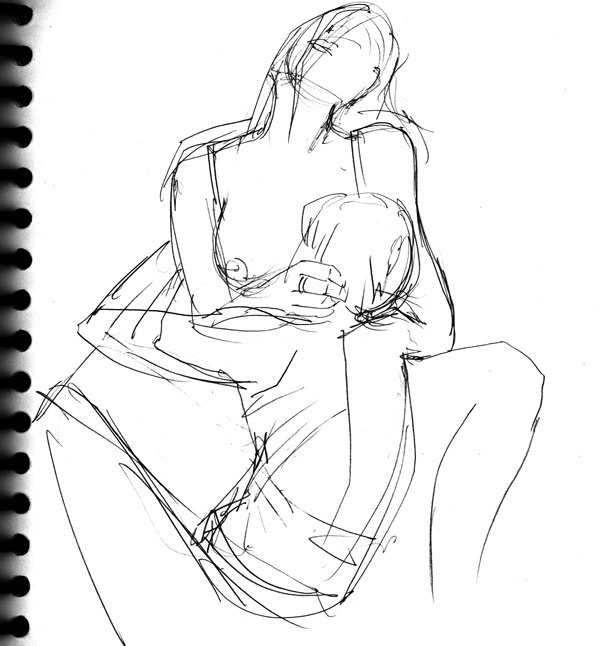Dr Sketchy's, Vaguely Oedipal